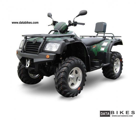 2011 Explorer  Everest *** 500 4x4 with winch, trailer hitch, a.W. LOF *** Motorcycle Quad photo