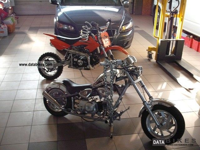 2011 Explorer  125 Motorcycle Chopper/Cruiser photo