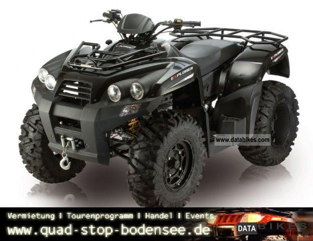 2011 Explorer  Argon 330 Mod.2012 Motorcycle Quad photo