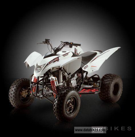 2011 Explorer  EXPLORER Trasher 520Supersport LOF Motorcycle Quad photo