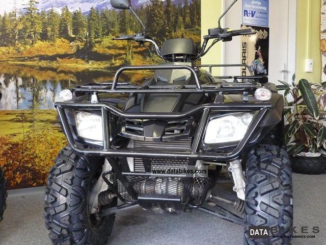 2008 Explorer  Ranger 4x4 EVO Motorcycle Quad photo