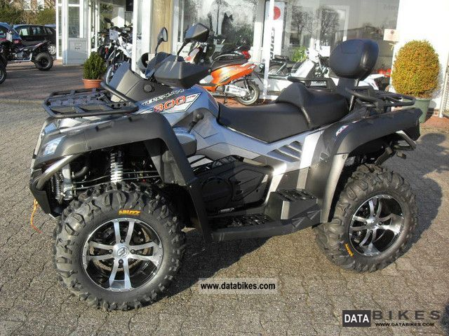 2011 Explorer  Terra Lander 4x4 800 EFI ENGINE LOF V2 * 48 kw Motorcycle Quad photo
