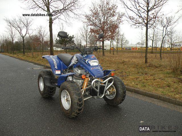 2011 Explorer  Stinger 250 now strike Motorcycle Quad photo