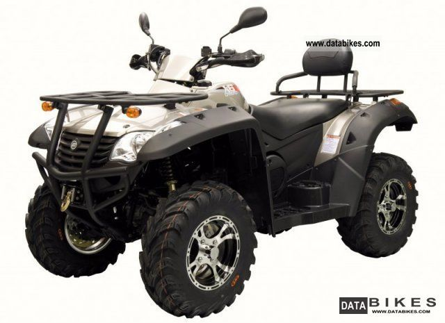 2011 Explorer  Terra Lander 525 4x4 / 4x4 625 EFI ** from 6.450, - € ** Motorcycle Quad photo