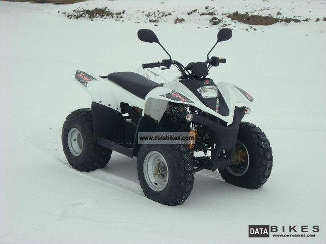 2011 Explorer  Bullet 50 Motorcycle Quad photo