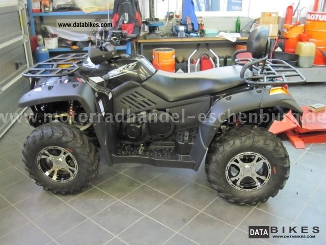 2011 Explorer  Grison625 4x4 warranty! Motorcycle Quad photo