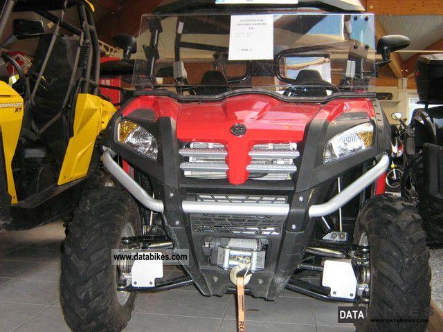 2011 Explorer  Bazooka 620 Side by Side Motorcycle Quad photo