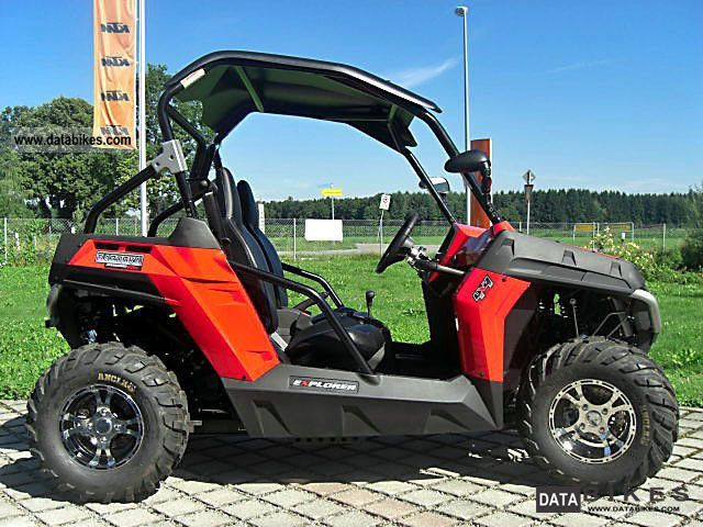 2011 Explorer  Bazooka including 625 snow plow Motorcycle Other photo