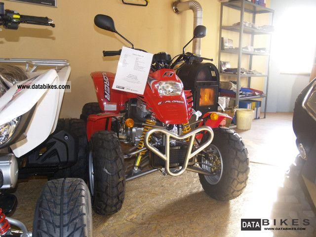 2011 Explorer  Stinger 5-speed + reverse winter price Motorcycle Quad photo