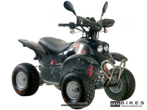 2011 Explorer  Defender EVO 50 Motorcycle Quad photo