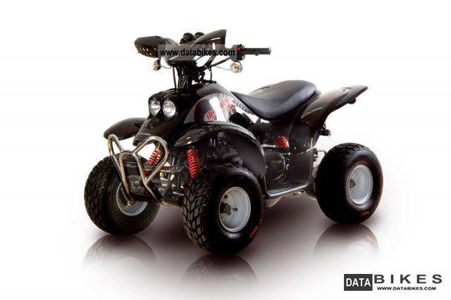 2011 Explorer  DEFENDER 50 EVO Motorcycle Quad photo
