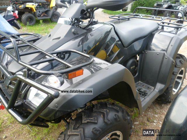2010 Explorer  Ranger 4x4 300 EVO Motorcycle Quad photo