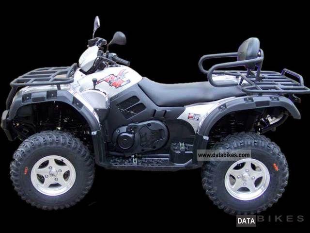 2011 Explorer  Everest 500 4x4 Motorcycle Quad photo