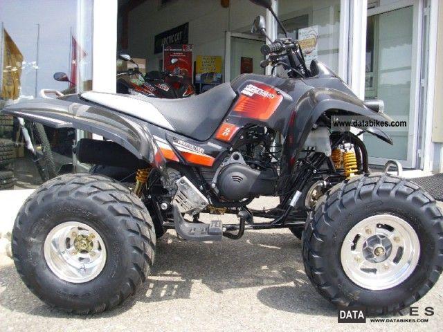 2011 Explorer  Protector 50 Motorcycle Quad photo