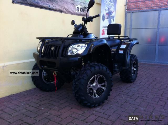 2011 Explorer  Atlas Edition 500 4X4 LOF \ Motorcycle Quad photo