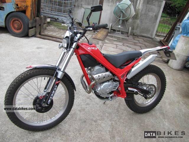 2011 Gasgas  TX 125 randonner Motorcycle Lightweight Motorcycle/Motorbike photo