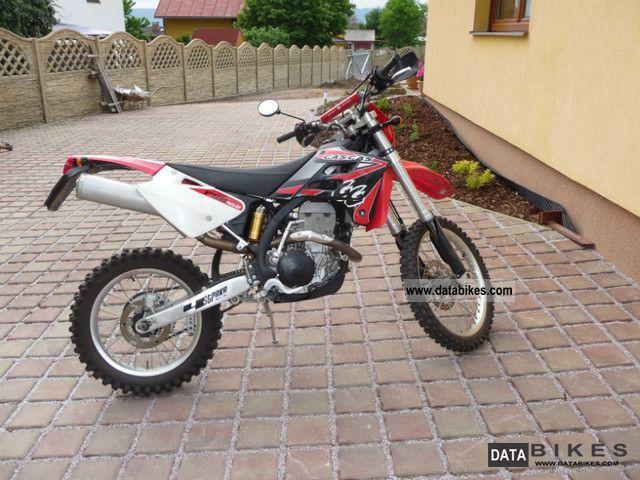 2007 Gasgas  SFE 450 Motorcycle Enduro/Touring Enduro photo