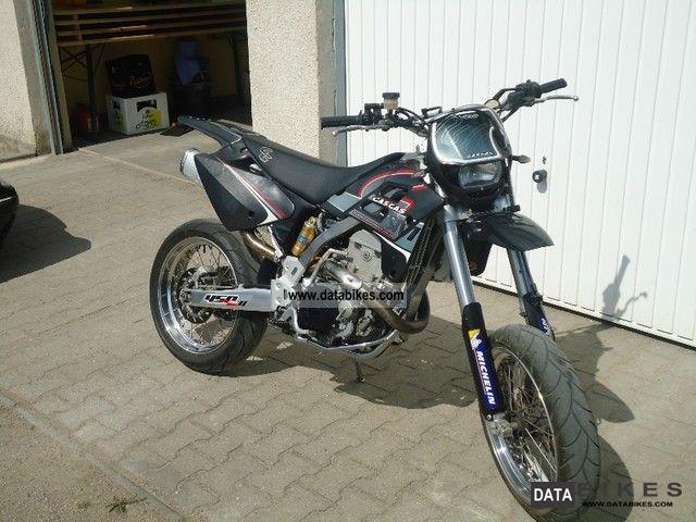 2003 Gasgas  FSE 450 Motorcycle Super Moto photo