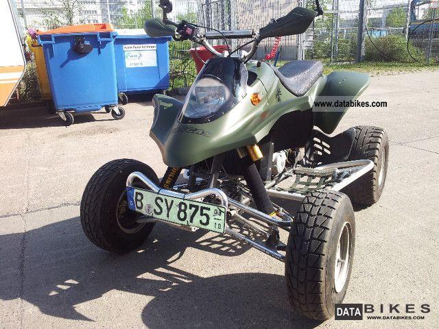 Gasgas  HP450 Wild 2005 Quad photo