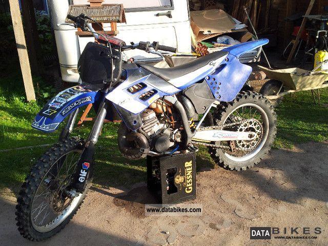 Gasgas  EC 300 2001 Enduro/Touring Enduro photo