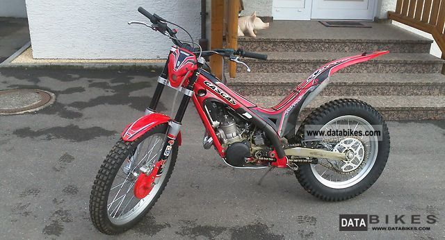 2008 Gasgas  TXT 125 Pro Racing Motorcycle Other photo