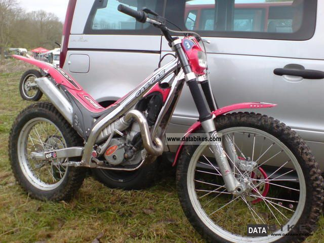 2004 Gasgas  280 TXT PRO Trial Motorcycle Other photo