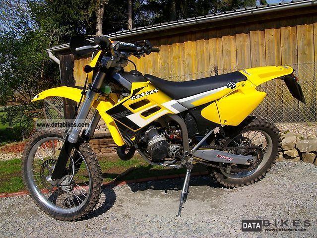 2003 Gasgas  125EC-12/00 Motorcycle Enduro/Touring Enduro photo