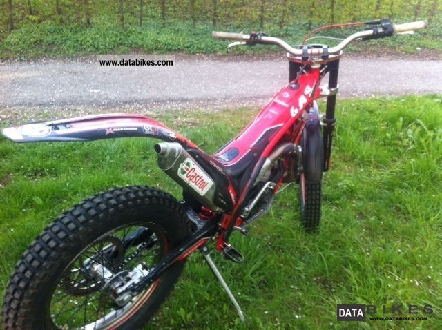 2010 Gasgas  125 TXT Motorcycle Other photo