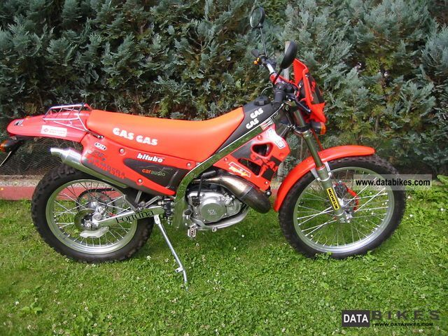 1997 Gasgas  Pampera 125 Motorcycle Motorcycle photo