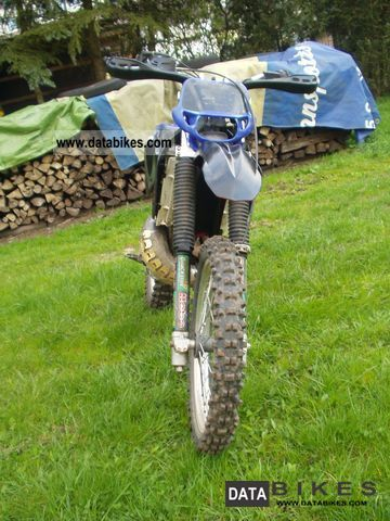 1999 Gasgas  ec 300 Motorcycle Enduro/Touring Enduro photo
