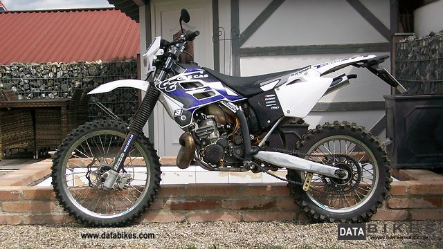 2000 Gasgas  EC 250 Motorcycle Enduro/Touring Enduro photo