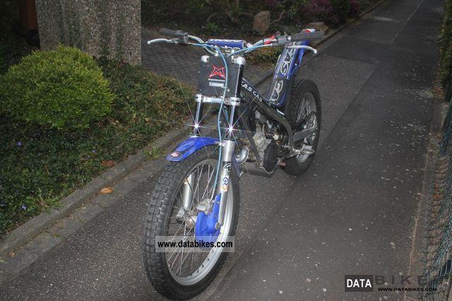 2008 Gasgas  125cc per Motorcycle Lightweight Motorcycle/Motorbike photo