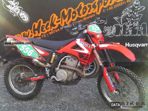 2003 Gasgas  EC 515 Motorcycle Enduro/Touring Enduro photo