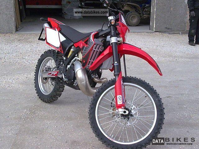 2007 Gasgas  EC 250 Motorcycle Enduro/Touring Enduro photo