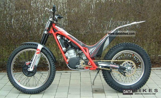 2011 Gasgas  TXT300PRO Model 2012! Motorcycle Dirt Bike photo