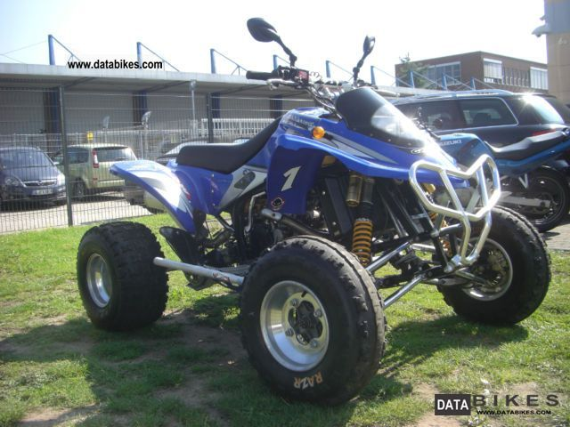 2004 Gasgas  WILD HP 450 Motorcycle Quad photo