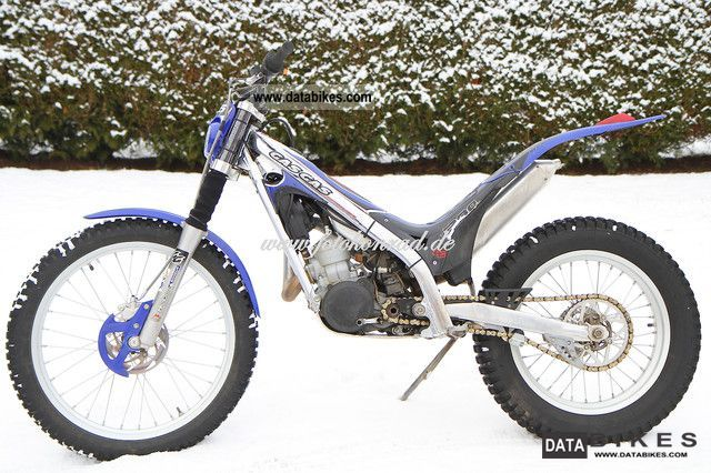 Gasgas  TXT 280 with letter and MOT until 01/14 Trial Trail 2005 Enduro/Touring Enduro photo