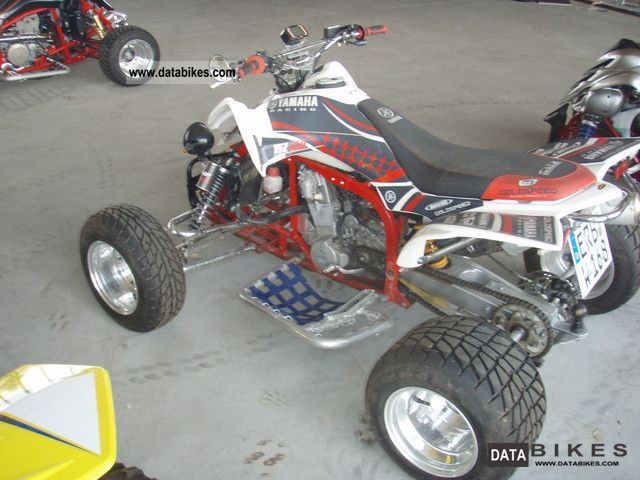 2003 Gasgas  DIY Motorcycle Quad photo