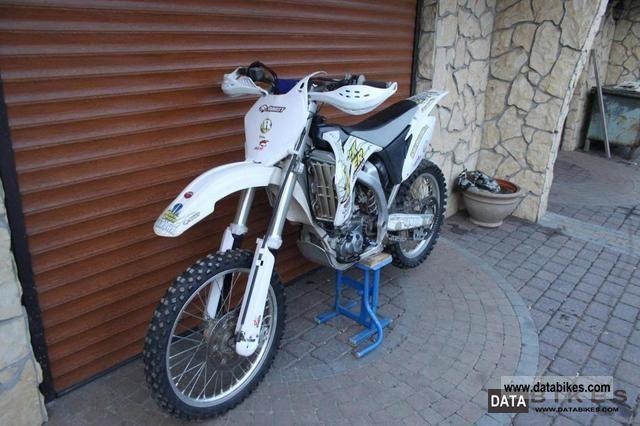 2007 Gasgas  yamaha yzf 450 Motorcycle Rally/Cross photo