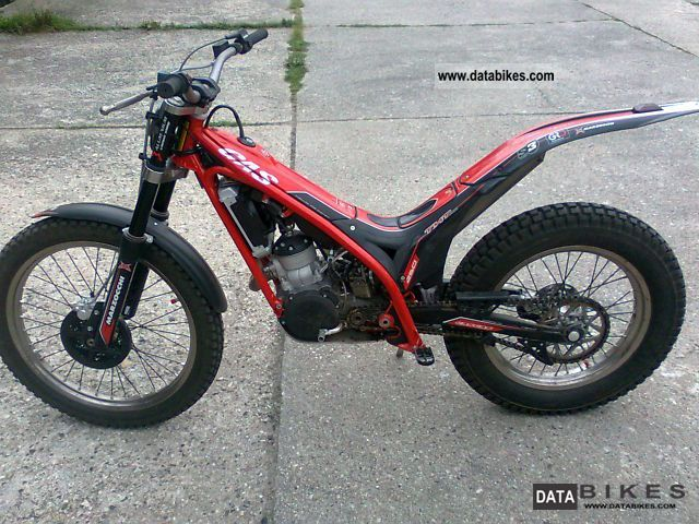 2010 Gasgas  250PRO Motorcycle Other photo