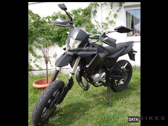 2006 Generic  Trigger SM 50 Motorcycle Enduro/Touring Enduro photo