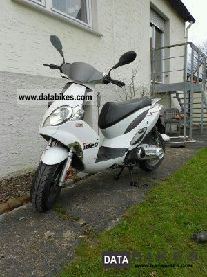 Generic  B93 4S Ideo 2008 Scooter photo