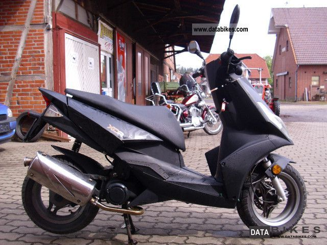 2006 Generic Scooter Moped 25 Km H
