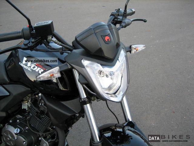 2011 Generic Worx 125