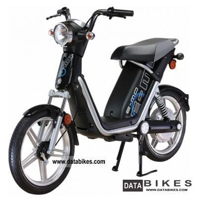 Generic  ETON E-MO 2011 Electric Motorcycles photo