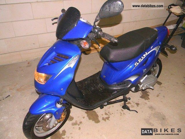 Generic  CS 50 2005 Scooter photo