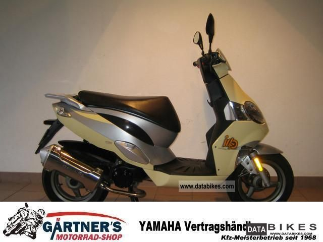 2007 Generic  Ideo 50 Motorcycle Scooter photo