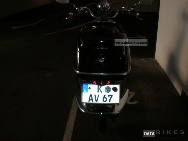 2011 GG Motorradtechnik  NOVA MOTORES Motorcycle Motor-assisted Bicycle/Small Moped photo
