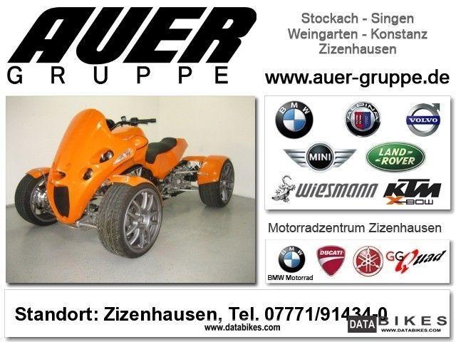 2008 GG Motorradtechnik  Quadster Motorcycle Quad photo