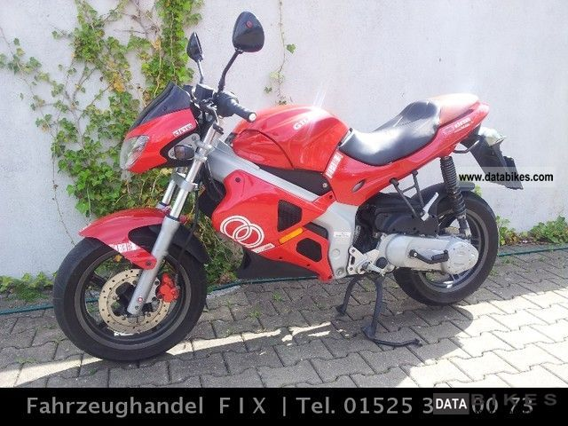 Gilera  DNA 50 | 1.Hand & 5500km | Maintained state 2000 Scooter photo